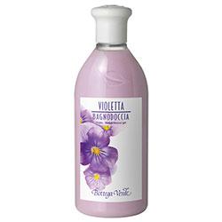 Violete - Gel de dus cu extract de viorele