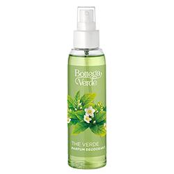 Parfum deodorant cu extract de ceai verde