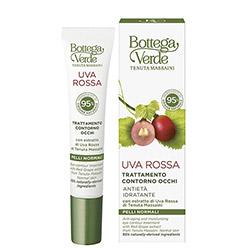 Crema de ochi anti-imbatranire cu extract de struguri rosii - Uva Rossa, 15 ML