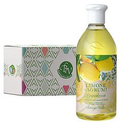 Gel de dus cu aroma de lamai in cutie cadou - Limone e Agrumi, 400 ML