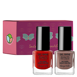Set Be Fabulous - Gel Shine, 5 ML + 5 ML