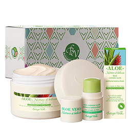 Set hidratare ten cu aloe - Aloe  (50 ML + 5 ML)