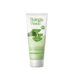 Crema gel pentru picioare, anti-oboseala - cu 30% suc organic de Aloe - Aloe, 100 ML