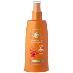 Lotiune spray pentru plaja, cu ulei de hibiscus si argan - Sol Ibisco e Argan, 200 ML