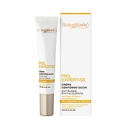 Crema antirid si antioxidanta pentru ochi, pentru ten matur, cu miere si Pluridefence - Mielexpertise, 15 ML