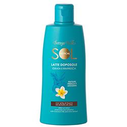 Lapte de corp hidratant dupa plaja, cu lapte de cocos si extract de lime  - Sol Tropical  (200 ML)