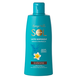 Protectie Solara - Lapte de corp hidratant dupa plaja, cu lapte de cocos si extract de lime   (200 ML)