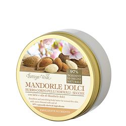 Migdale Dulci - Unt de corp pentru piele normala - uscata, emolient hranitor, cu lapte si ulei de migdale dulci