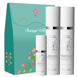 Set ingrijire ten cu alpaflor - White Sublime  (50 ML + 50 ML + 30 ML)