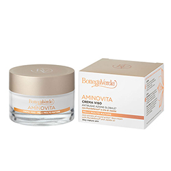 Crema pentru fata, de zi, regeneranta si restructuranta cu Pluridefence® - Aminovita, 50 ML