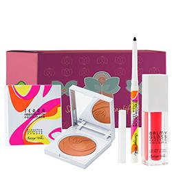 Set natural make-up