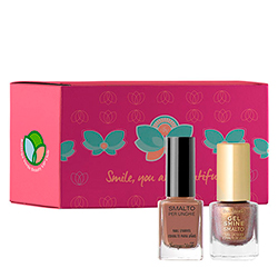 Set shine nails, 10 ML + 5 ML