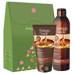 Set sampon si balsam de par cu argan, 150 ML + 250 ML