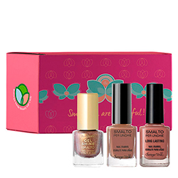 Set lac unghii in nuante de maro, 10 ML + 10 ML + 5 ML