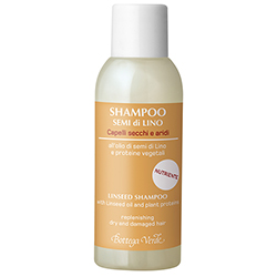 MINISIZE - HAIR - LINSEED SHAMPOO  (50 ML)