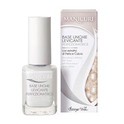 Baza tratament pentru unghii cu extract de perle si calciu - Manicure, 10 ML