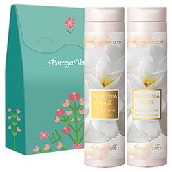 Set Ingrijire corp cu extract de gardenie - I Nettari Preziosi, 200 ML + 200 ML