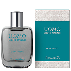 Apa de toaleta cu aroma lemnoasa - marina - Legno Marino  (50 ML)