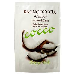 Mostra gel de dus cu ulei de cocos