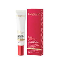 Tratament antirid pentru ochi, pentru toate tipurile de ten, cu Pro-Retinol si extract de goji - Goji Perfect, 10 ML