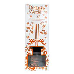 Difuzor de parfum cu aroma de bergamota si patchouli