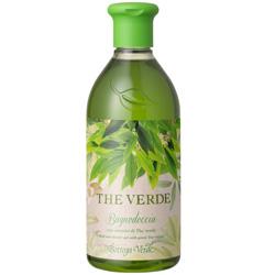 Gel de dus, fresh, cu extract de ceai verde - The Verde, 400 ML