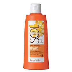 Protectie solara - Crema hidratanta pentru un corp catifelat SPF 15  (200 ML)