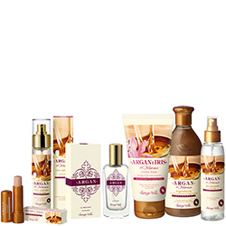 Set Magic Argan si Iris Mix