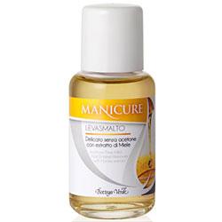 Dizolvant fara acetona, cu extract de miere - Manicure, 50 ML