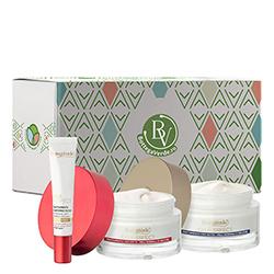 Set ingrijire ten cu extract de goji si pro-retinol, 50 ML + 50 ML + 10 ML