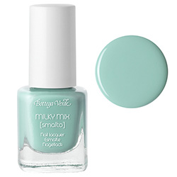 Lac de unghii, verde menta - Milky Mix  (5 ML)