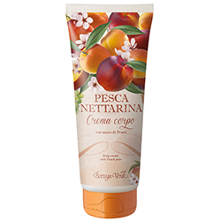 Nectarina - Crema de corp cu suc de nectarine  (200 ML)