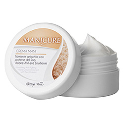 Crema de maini hranitoare cu ulei de orez - Manicure  (100 ML)
