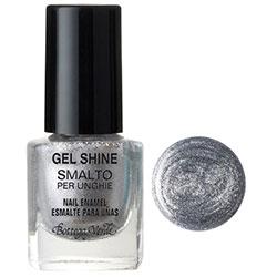 Gel shine - Lac de unghii  - argintiu