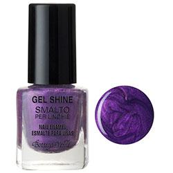 Gel shine - Lac de unghii  - violet perlat