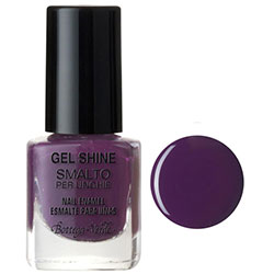 Lac de unghii, violet lucios - Gel Shine  (5 ML)