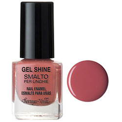 Lac de unghii, caramiziu - Gel Shine  (5 ML)
