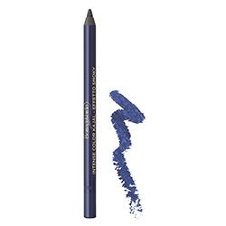 Creion de ochi kajal, cu rezistenta indelungata, cu vitamina C si E, albastru