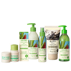 Set Aloe Vera mix orez venere (125 ML + 250 ML + 5 ML + 250 ML + 75 ML)