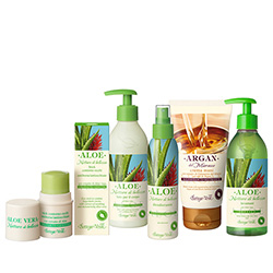 Set Aloe Vera mix argan