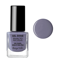 Lac de unghii, gri mystery - Gel Shine  (5 ML)