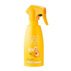 Spray pentru corp, anti-nisip, cu extract de helycrysum de la Domeniul Massaini, SPF 30 - Sol Elicriso, 250 ML