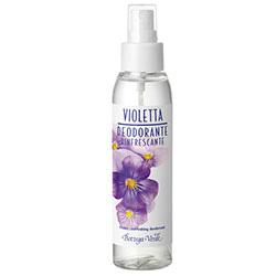Parfum deodorant racoritor  cu aroma de violete
