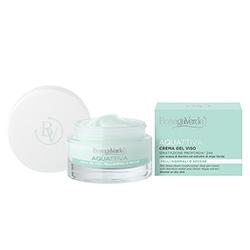 Crema-gel intensiv hidratanta 24h, pentru piele normala si uscata, cu extract de alge verzi si apa de bambus