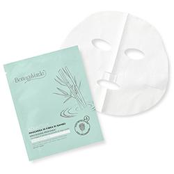 Masca de fata intens hidratanta, pentru toate tipurile de ten, cu extract de alge verzi si apa de bambus - Aquattiva, 1 B