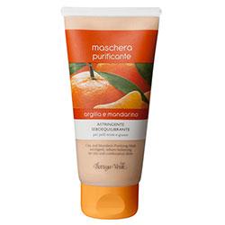 Masca purificanta Argila si Mandarine - seboechilibranta - pentru ten mixt si gras  (75 ML)