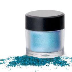 Fard de pleoape cu acid hialuronic si pulbere de perle de apa dulce, albastru marin
