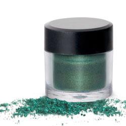 Fard de pleoape cu acid hialuronic si pulbere de perle de apa dulce, verde - My color
