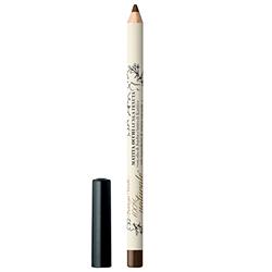 Creion pentru ochi alungiti, cu ulei de jojoba si unt de shea - delicat si intens, ciocolatiu - 100% natural