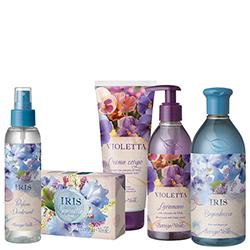 Set cadou - Iris - Special Vara 2016 - iris&violete